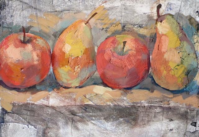 Apples_pears_francesca shakespeare.com