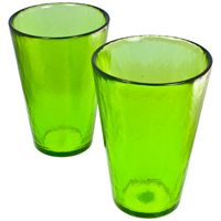 Murano-drinking-glass-long-hd13green8360